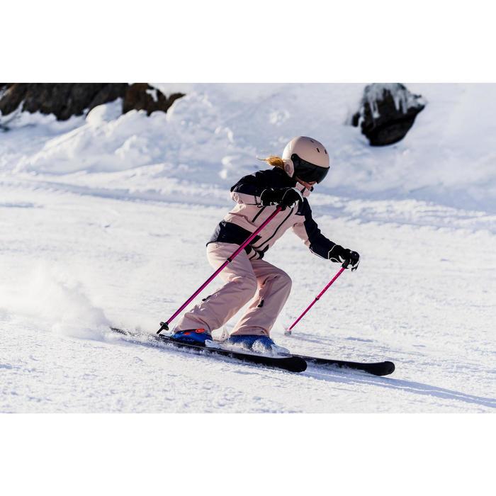 Skibroek voor kinderen PNF 900 poederroze
