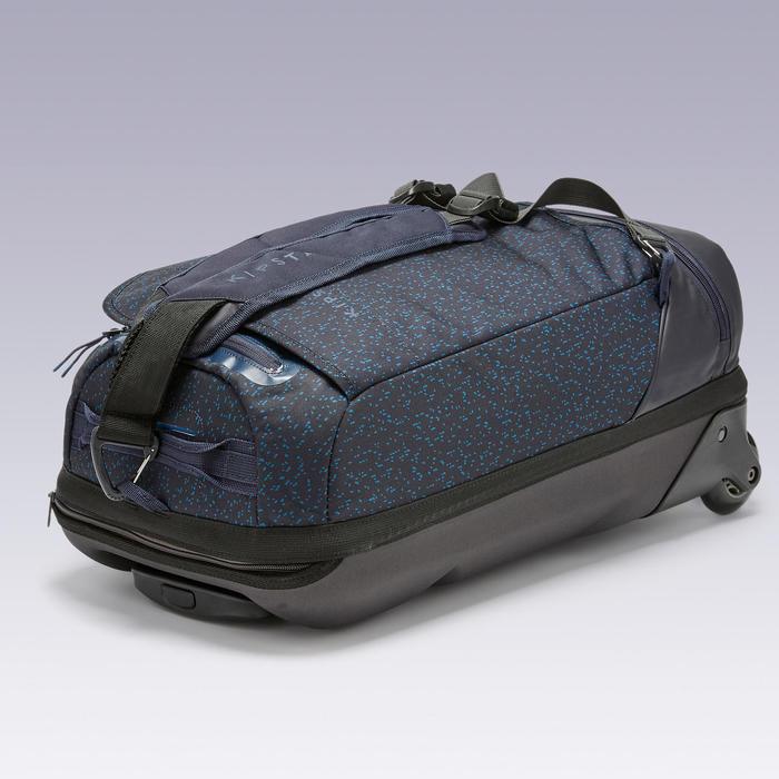 Bolsa de deportes colectivos con ruedas - maleta Intensif 30 L azul medianoche