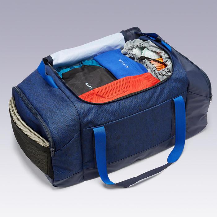 Sac de sport 75 litres Académique bleu marine