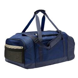 Sporttas voor voetbal Academique 75 liter marineblauw