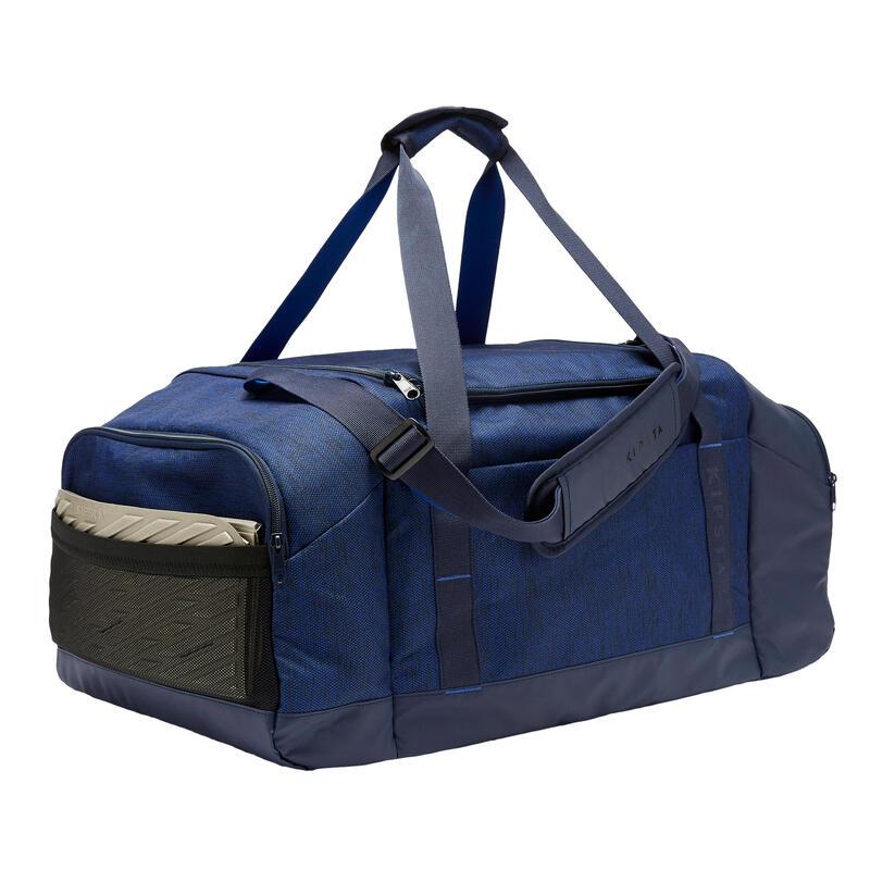 Voetbaltas / Sporttas Academique 75 liter marineblauw