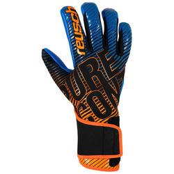 Keepershandschoenen Pure Contact 3 S1 blauw/oranje