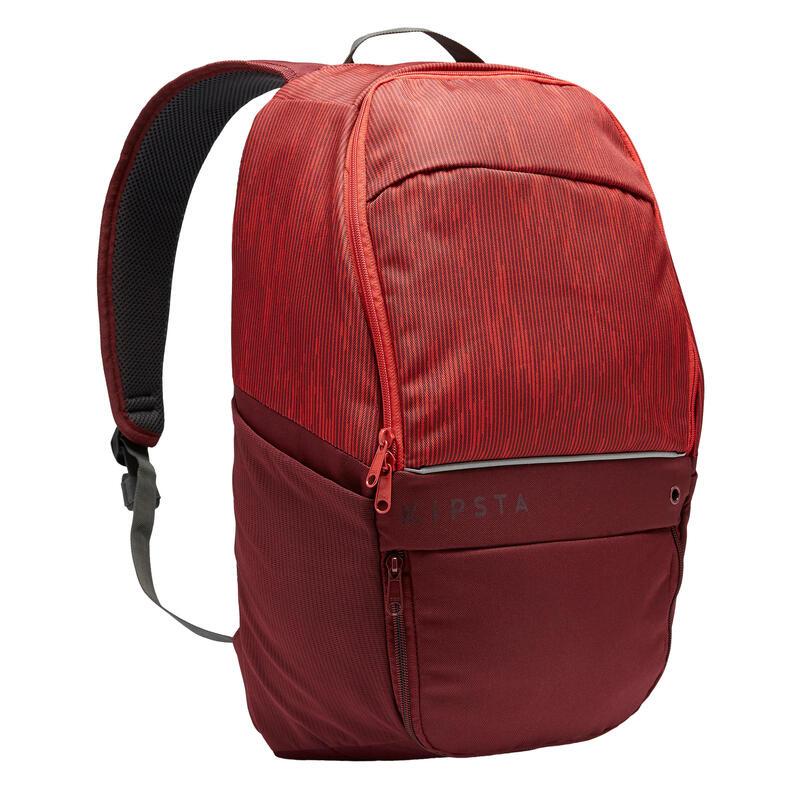 25L Backpack Essential - Burgundy