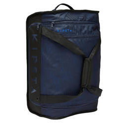 Handbagage trolley Essentiel 30 liter blauw en zwart