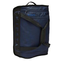 Valise Essentiel 30 litres bleue et noire