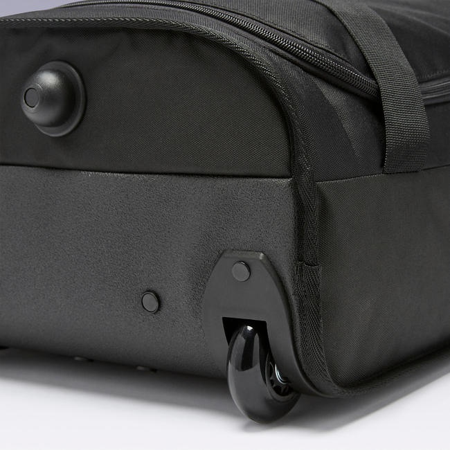 Sports Trolley Bag Essential 30L - Black