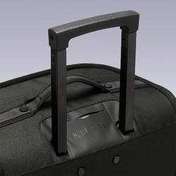 Sac à roulettes trolley - valise Essentiel 30 litres noire