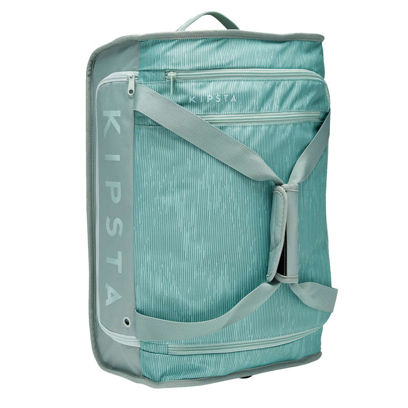 BAG TEAM SPORT Rugby - 30L Suitcase Essential - Green KIPSTA - Rugby