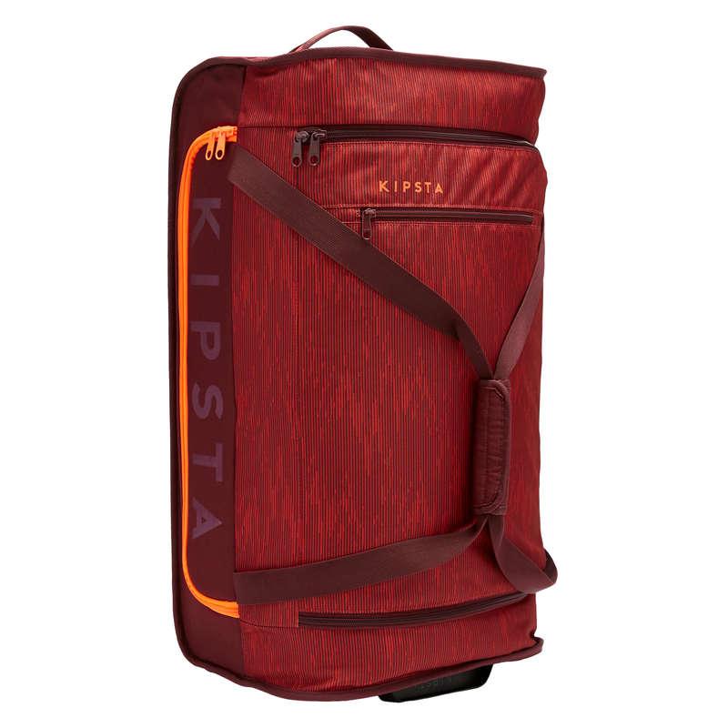 BAG TEAM SPORT Rugby - 70L Suitcase Essential KIPSTA - Rugby