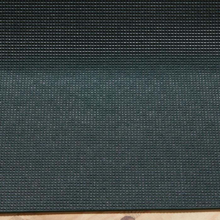 Yogamat voor zachte yoga Essential 4 mm donkergroen