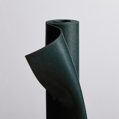 Essential Gentle Yoga Mat 4 mm - Dark Green