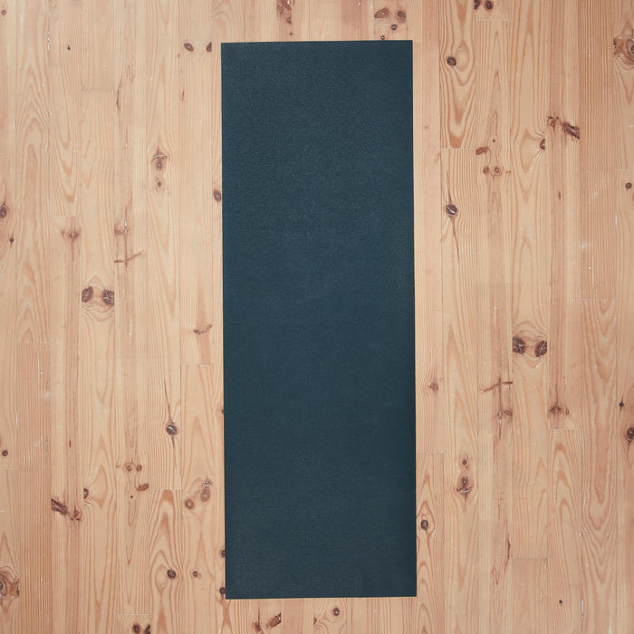 Yogamat Essential 4 mm donkergroen