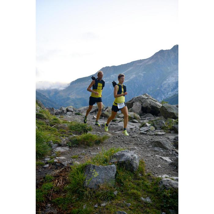 BAGGY SHORT TRAIL RUNNING HOMME GRIS GRAPH