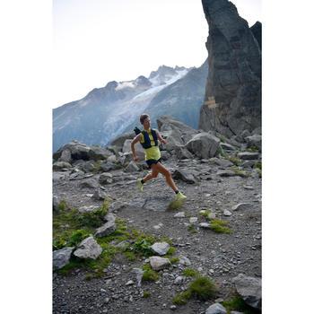 Women's Trail Running Baggy Shorts - black