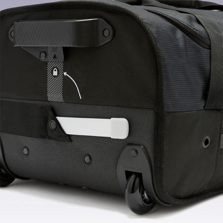 70L Wheeled Trolley Case Essential - Grey/Black