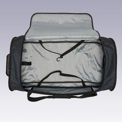 Valise Essentiel 70 litres grise et noire