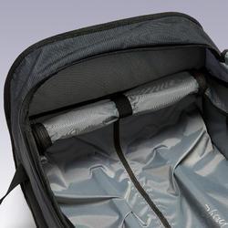 70L滾輪式拉桿箱Essential-黑灰配色
