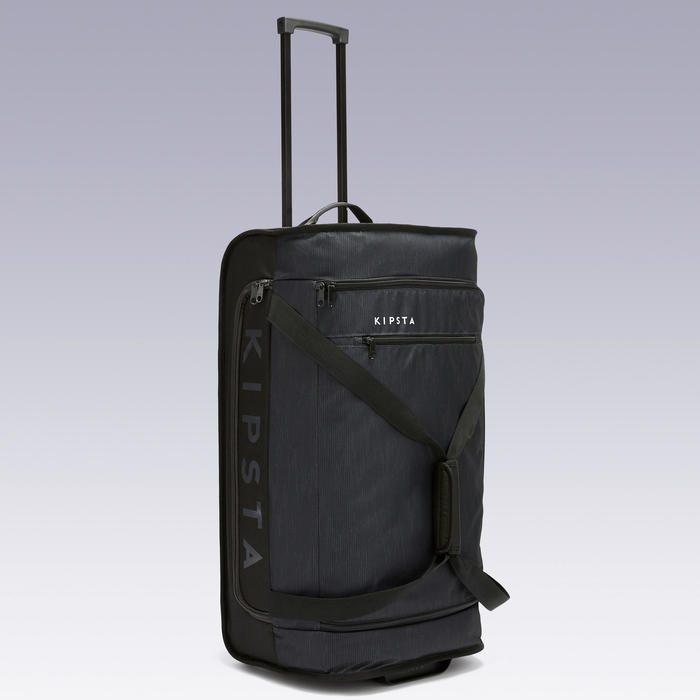 70L Wheeled Trolley Case Essential - Grey/Black