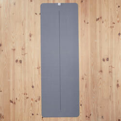 Travel Yoga Mat 1.5 mm - Grey