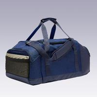 Maleta deportiva Academique 55 litros azul marino