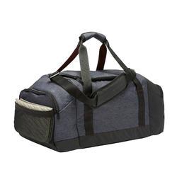 Voetbaltas / Sporttas Academique 55 liter zwart/bordeaux