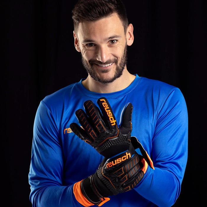 Keepershandschoenen voor voetbal volwassenen Attrakt Freegel