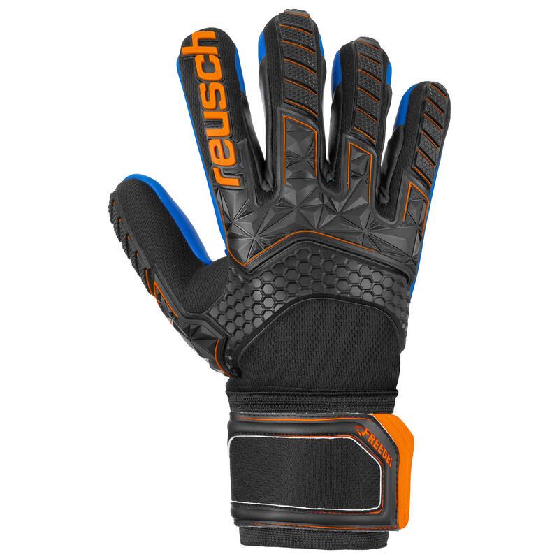 Adult Goalkeeper Gloves Reusch Attrakt Freegel