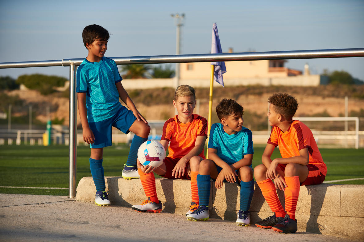 L'intérêt de jouer au football