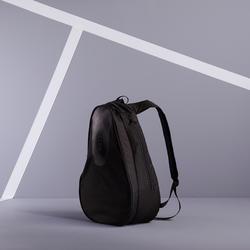 Tennisrucksack 100 BP schwarz