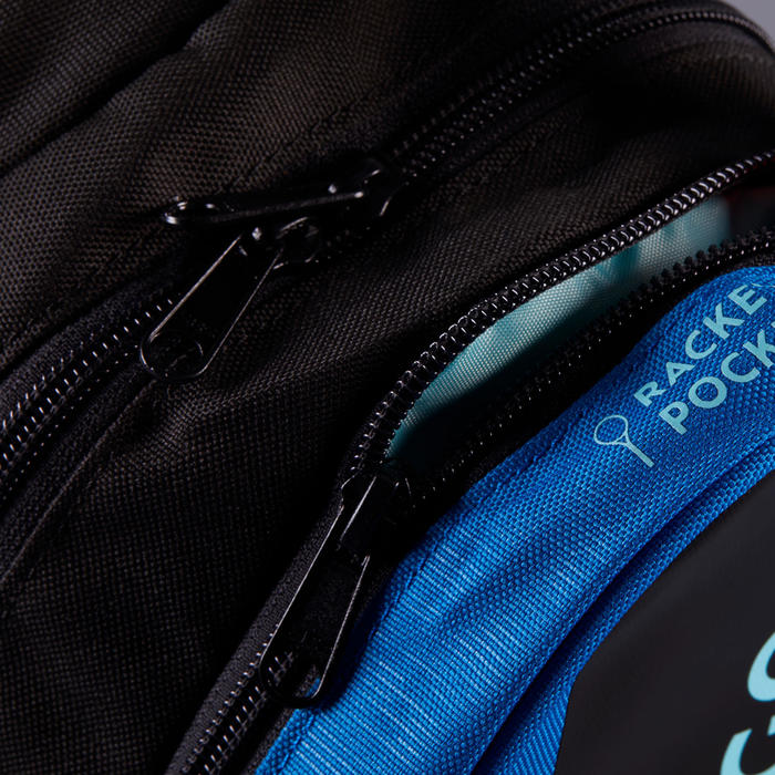 Tennis rugzak Artengo 100 BP blauw