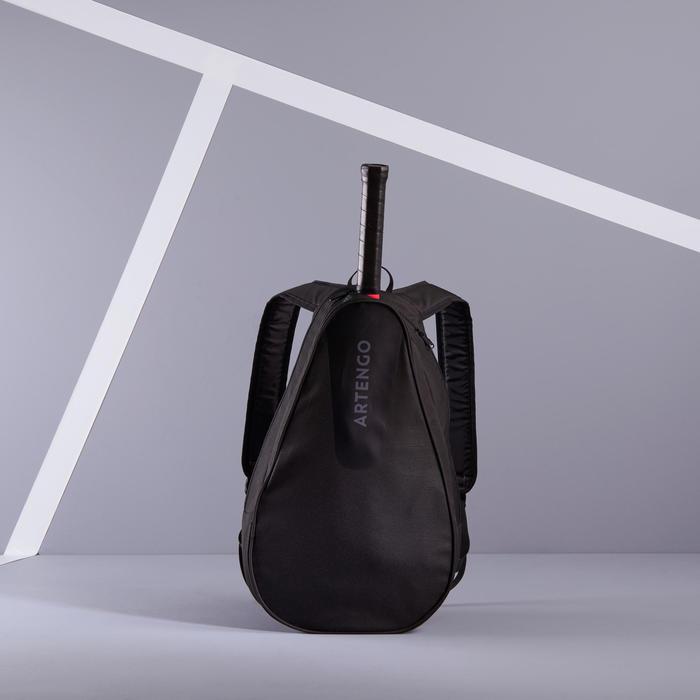 網球背包100 BP-黑色