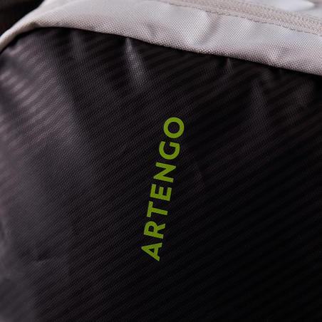 Tennis Backpack 500 BP - Black/Light Grey