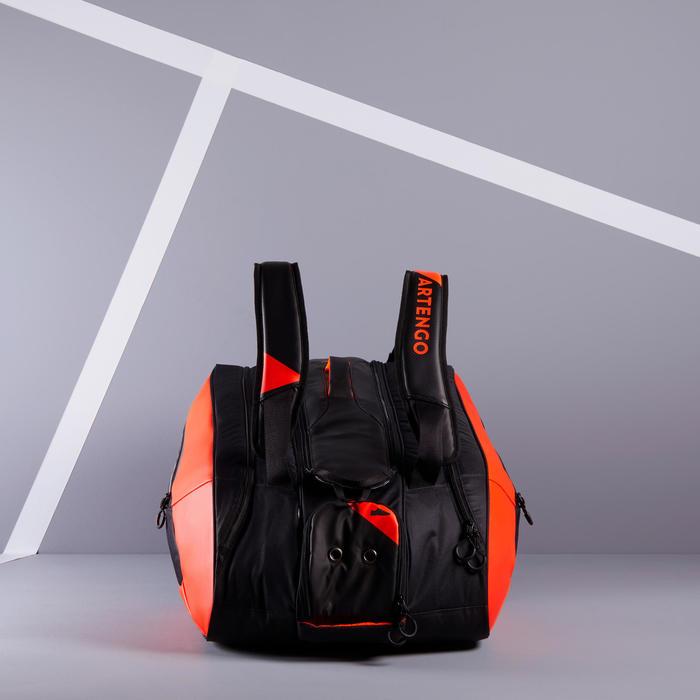 Tennistas Artengo 960 L zwart/oranje