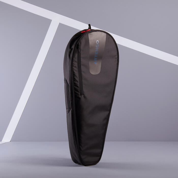 網球拍包100 M-黑色