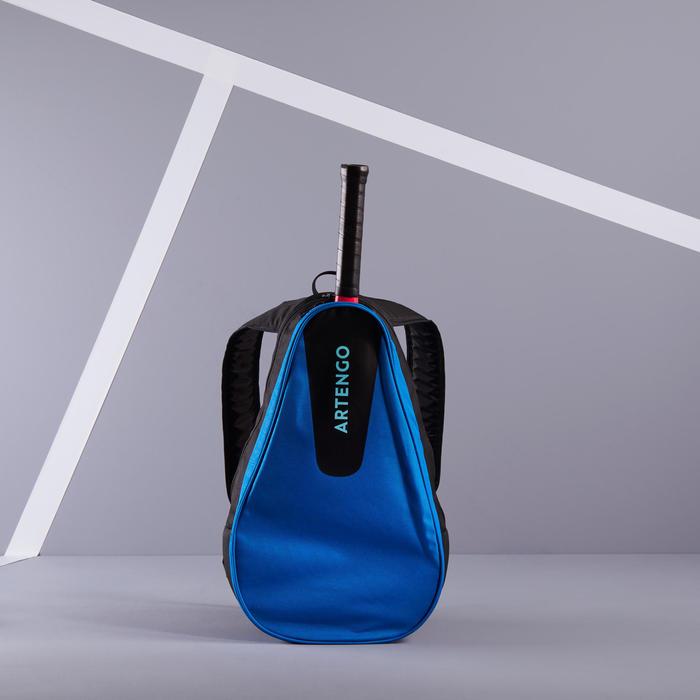 Tennisrucksack 100 BP blau