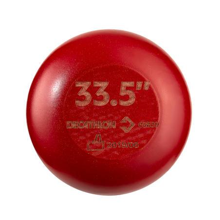 BATE arce BA580 Negro/Rojo