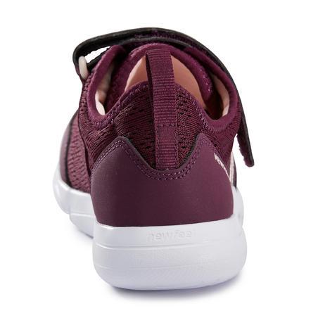 Chaussures de marche enfant Actiwalk Super-light violet / rose