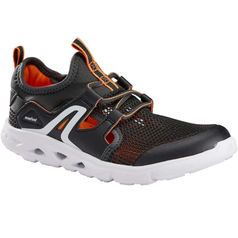 ДЕТ ОБУВЬ ДЛЯ АКТИВНОЙ ХОДЬБЫ Комфортная обувь для ходьбы - Кроссовки PW 500 FRESH детские NEWFEEL - Комфортная обувь для ходьбы