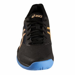 Tennisschoenen Gel Game zwart/blauw multicourt
