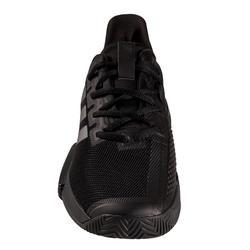 Tennisschoenen voor heren SoleMatch multicourt zwart