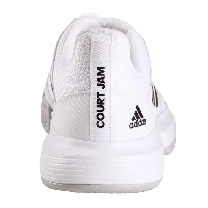 Tennisschoenen voor heren Courtjam Bounce wit