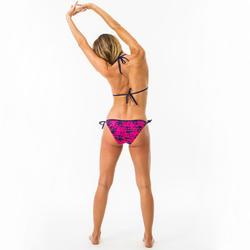 Haut de maillot de bain femme triangle coulissant MAE WAKO