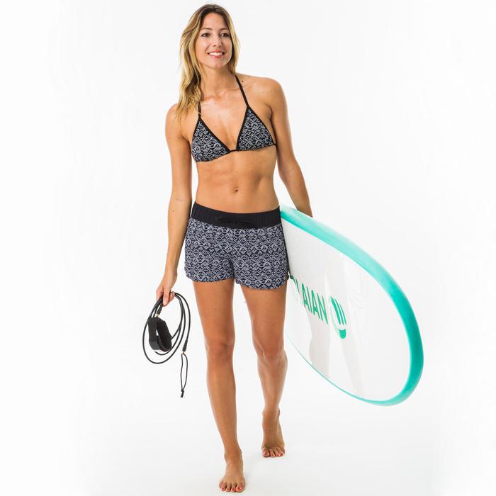 Bikinitop voor surfen Mae Ethni triangel met schuifcups