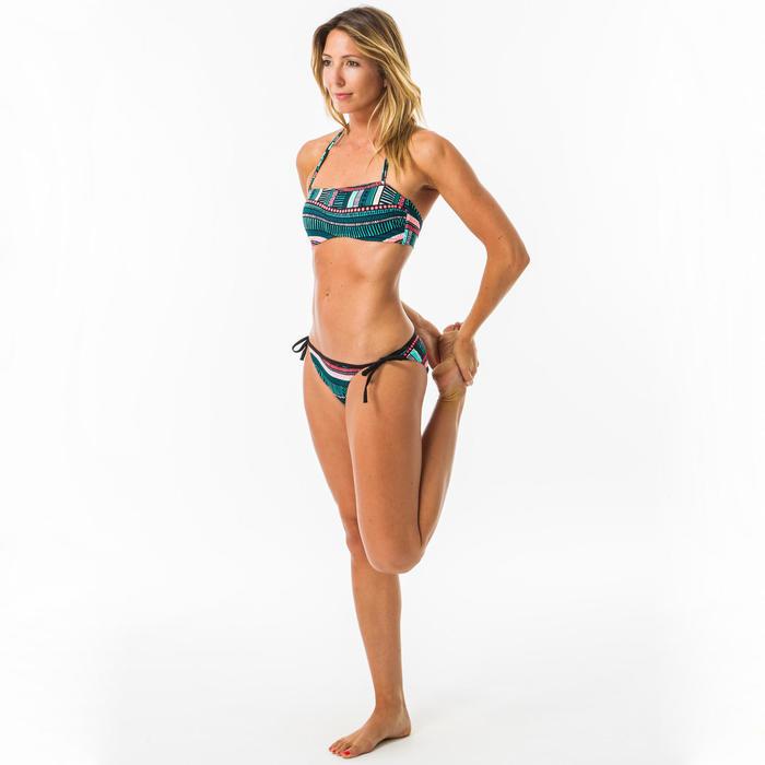 Bandeau bikini top voor dames Laura Vila met uitneembare pads
