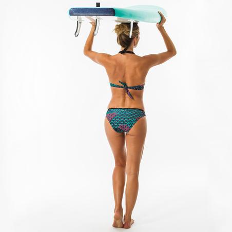 Haut de maillot de bain femme push up avec coques fixes ELENA JIU