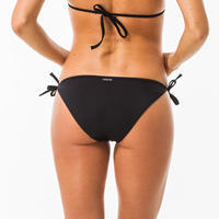 Women's Side-Tie Briefs SOFY BLACK
