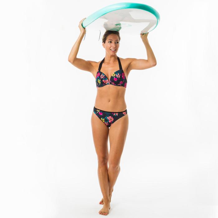 Haut de maillot de bain femme push up avec coques fixes ELENA TOMEI