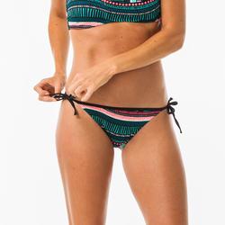 Dames Bikini broekje Sofy Vila striksluiting