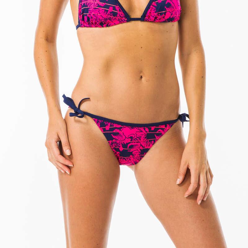 Női fürdőruha alkalmi szörfözéshez Strand, szörf, sárkány - Női fürdőruha alsó Sofy Wako OLAIAN - Bikini, boardshort, papucs