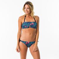 SABI WAKU women's swimsuit bottom notched and knotted